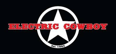 Logo for the Electric Cowboy Dance Club in Fort Smith, Arkansas.