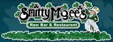 Smitty McGees Raw Bar, Fayetteville, Arkansas logo.